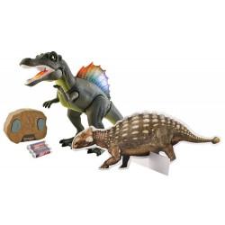 Dinozauru nuotolinio valdymo pultas Roars užsidega