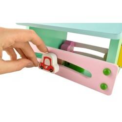 Namo medžio šlifavimo variklio duru klaviaturos klaviaturos spalvotas stumimas 6509