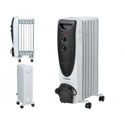 Nešiojamojo šildytuvo alyvos 1500W termostatas