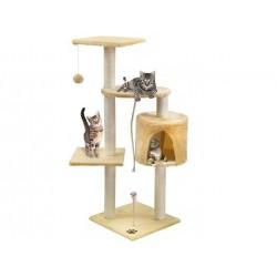 Cat Scratching Tree Tube Pramogos Animal Animal Scratcher 110 cm 1979