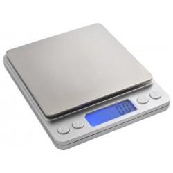 Juvelyriniai svarstykles smulkios masto 2 kg aukso skales tikslumo skale Skaitmenine skale 3465