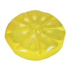 Plaukimas Lemon • SEASON HIT! • Plaukiojantis citrininis formos čiužinys • PELES FUN • Papludimys • Vasaros džiaugsmas • Vandens