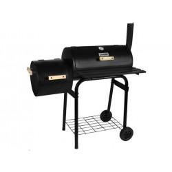BBQ grilis su rūkykla 5165