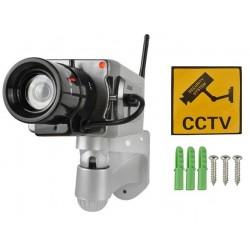 Fotoaparato dummy apsaugos kamera su judesio aptikimo apsaugos fotoaparatu
