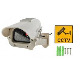 Apsaugos kamera su judesio detektoriumi Fotoaparato manekeno apsaugos kamera