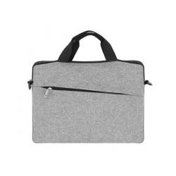 Nešiojamojo kompiuterio krepšys iki 14 coliu. Pečiu krepšys su petnešelemis Rankove Nešiojamojo kompiuterio rankove Pilka 8906
