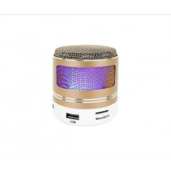 """Nešiojamas belaidis """"Bluetooth"""" MP3 FM garsiakalbis """"Gold 9097"""""""