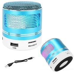 """p Garsiakalbis Nešiojamasis belaidis """"Bluetooth MP3 FM Blue 9100"""" /p"""