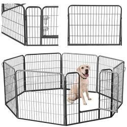 Šuns aptvaras 80x80cm 8dalių