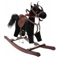 """Didelis arkliukas """"Interactive XL Horse"""" juodai baltas 9329"""