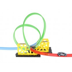 """Stunt Track"" ugnies žiedo kilpa + 2 automobiliai 9432"