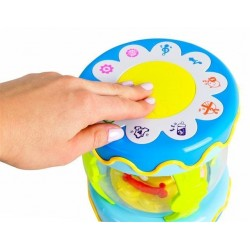 """""""Bobbin"""" interaktyvus muzikos karuseles projektorius """"Melynas 9436"""""""