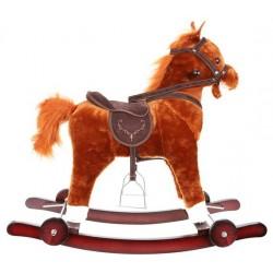 """Arkliukas """"Horse Ride 2in1 Interactive XL"""" rudai baltas 9339"""