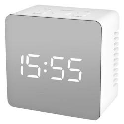 Žadintuvas. Laikrodis. Žiureti su žadintuvu. Termometras. Veidrodis 10112