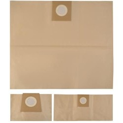 Worek papierowy do odkurzacza popiołu 9071