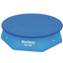 """""""BestWay"""" dangtelis baseinui 244 cm - lauko baseinas, skirtas vaikams, skirtas vaiku vaikams 3598"""