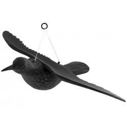 """""""Raven"""" Kaliause Pigeon Repel Priedas Terasa Balkonas Realistinis 6556"""