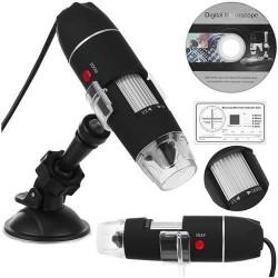 1600x USB skaitmeninis mikroskopas