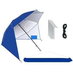 Gulintis paplūdimio skėtis 260cm