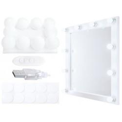 LED lempos veidrodžiui
