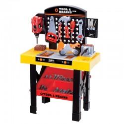 """Žaislinis meistro stalas """"Tool - Brains"""" HWA220623"""