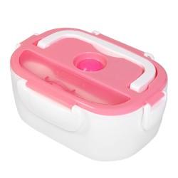 Elektrinė priešpiečių dėžutė, rožinė
