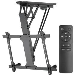 "Lubinis elektrinis televizoriaus laikiklis nuožulnioms sienoms 32 ""-70"" 35 kg maks. Maclean MC-880 max VESA 600x411"