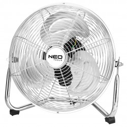Grindinis ventiliatorius 50W, diam. 30 cm, 3 greičiai