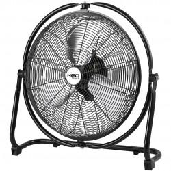 Ventiliatorius, 111W oro cirkuliatorius, skersmuo 45 cm, 3 oro srauto greičiai, padėties reguliavimas