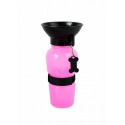 AG604B butelis gyvūnams 0,5l rožinis