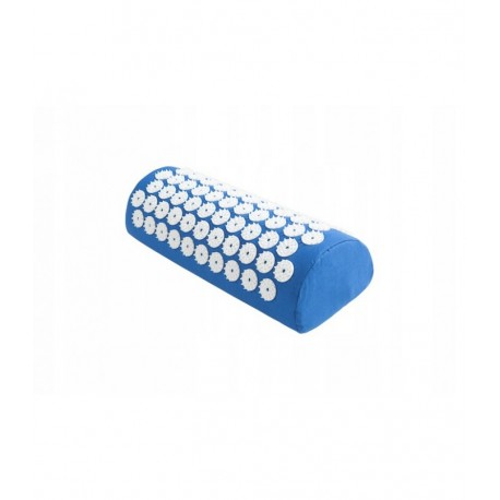 Masažinė akupresūros pagalvė mėlyna