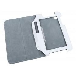 Kom0431 Skirta Dėklas Baltas Samsung Galaxy Tab P3100
