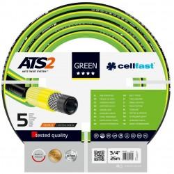 """Wąż ogrodowy green ats fi3/4"""" dł.25m rolka"""