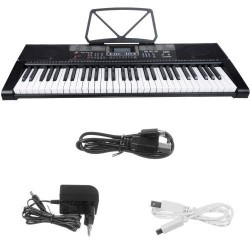 Klaviatura - elektroniniai vargonai 61 klavišas K11279