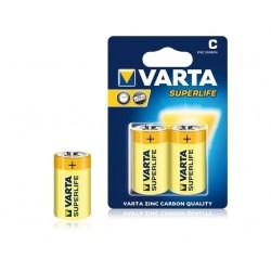 BAT0248 Bateria Varta R14 Superlife (2 sztuki/blister)