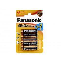 Panasonic elemetai Alkaline LR6 (AA)