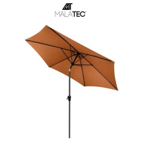 Sodo / paplūdimio skėtis 3m - rudas
