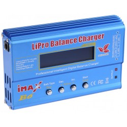Ładowarka Imax B6 80W 6A + adaptery