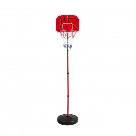 Vaikiškas krepšinio stovas su priedais B19c