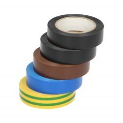 Pakiet dwóch zestawów taśm izolacyjnych OR-AE-13215, 15mm, uniepalniona, grubość 0,13mm, długość 10m