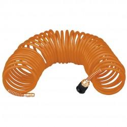 Przewód ciśnieniowy spiralny 5 x 8 mm, 15 m