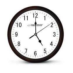 EHC015W Esperanza zegar ścienny los angelesbiały