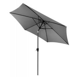 Sodo / paplūdimio skėtis 3m - tamsiai pilkas