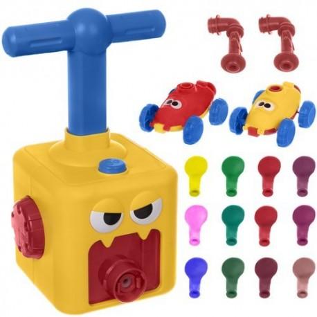 Siurblys - žaislas, susprogdinantis balionus
