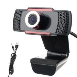 """""""Webcam 720p HD"""" mikrofono internetines kameros darbalaukis ir nešiojamasis kompiuteris 14846"""