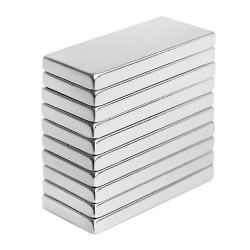 Neodimio magnetas - 10 vnt