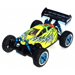 """Himoto Exb-16 Brushless Rtr 2.4Ghz Buggy 01:16 (Hsp Troian Pro """") - 18.504"""