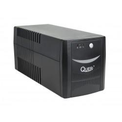 Kom0553 Ups 1000 Micropower Quer Modelis (Autonominis 1000V / 600 W, 230 V, 50 Hz)