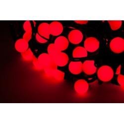 Zar0324 Lemputė Kalėdų Eglučių Žiburiai, Raudona (20M)