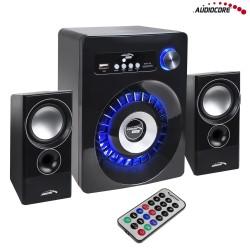"""56716 Ac910 Garsiakalbis """"Bluetooth 2.1, Fm Radijas, Tf Kortelės Įvestis, Aux, Usb Maitinimo"""